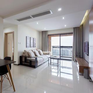 二居室简约风格设计 柔和素净