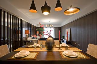 175平新中式之家餐具摆件