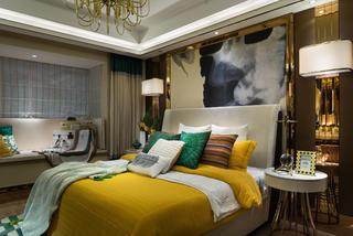 118平混搭之家卧室设计图