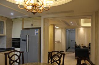 130平三居室裝修櫥柜圖片