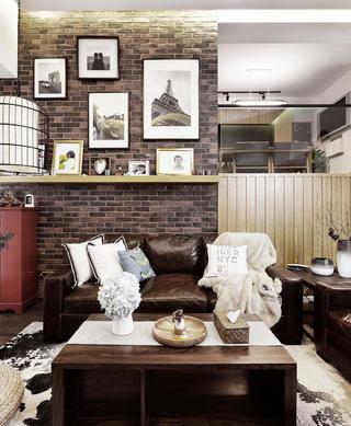 北欧风别墅装修沙发图片