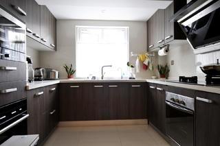 北欧风别墅装修厨房布局图