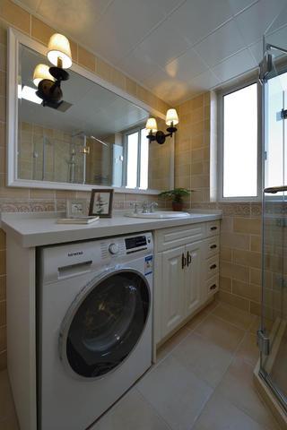 简美二居之家洗手台设计