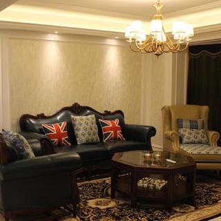 130平三居室装修实景图