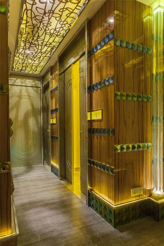 美容院装修走廊设计