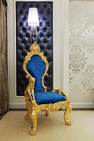 大户型新古典风格装修椅子图片