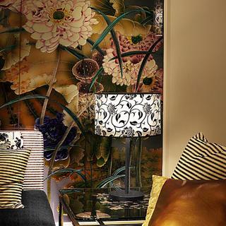 三居室混搭之家 古典与现代
