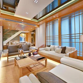 日式别墅装修效果图 淳朴自然