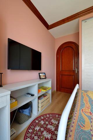 80㎡二居室之家置物柜图片
