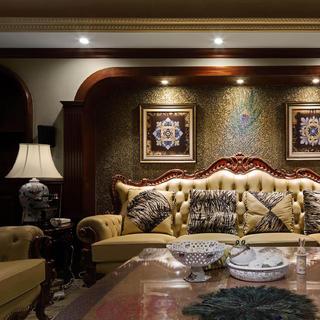 美式別墅裝修設計 貴氣優雅