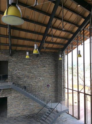 农园会所装修吊顶图片