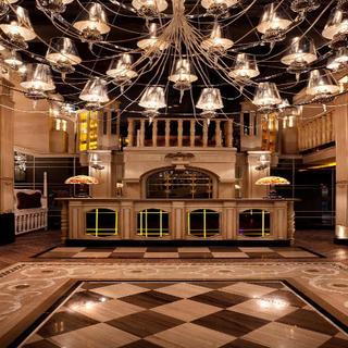 古典欧式娱乐会所装修效果图