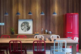 中式风格别墅装修餐厅搭配图