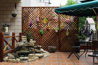 美式别墅装修花园设计