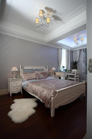 新古典三居装修次卧搭配图