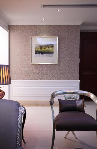 新古典三居装修装饰画图片
