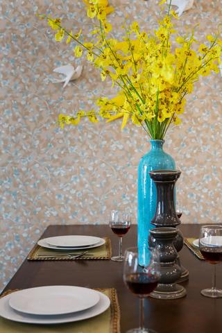 126平混搭风格家花瓶装饰图片