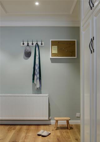 美式风格三居之家墙面装饰挂件
