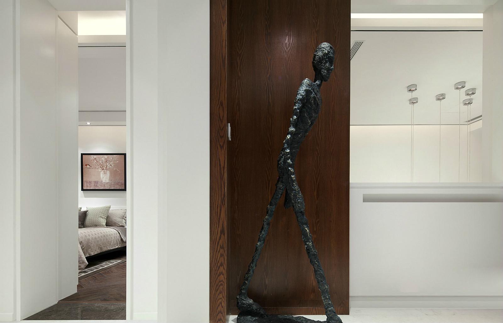 现代简约唯美别墅装修雕塑摆件