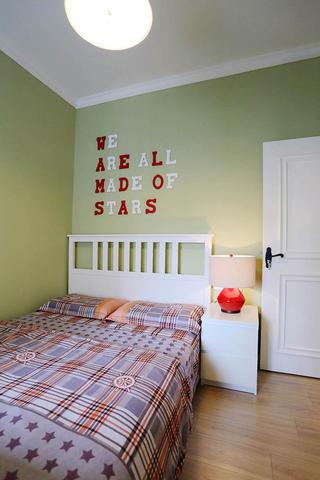 北欧混搭波普设计儿童房搭配图