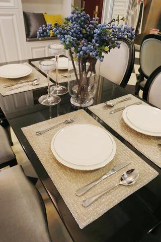 美式二居之家餐具摆件