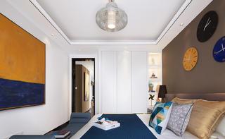 三居混搭裝修臥室設計圖