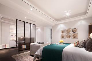 大户型现代风格家卧室吊顶设计