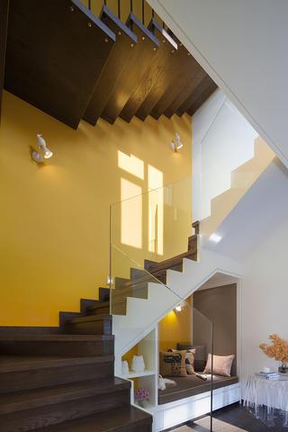 大户型现代风格家楼梯图片