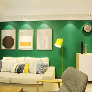 现代公寓装修设计 绿色自然