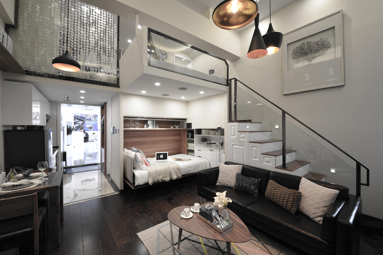 小户型公寓装修沙发图片