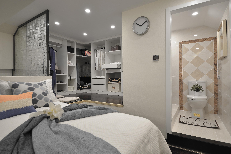 小户型公寓装修衣柜图片
