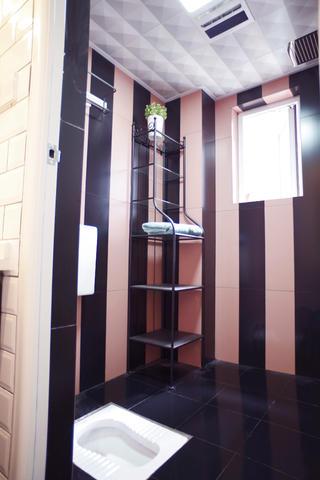 二居室北欧风之家卫生间设计
