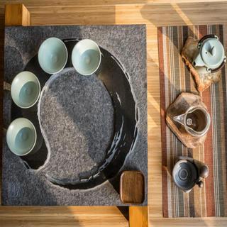 中式风三居装修实景图