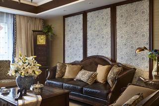 大户型装修沙发背景墙图片