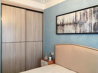85㎡北欧风格装修衣柜图片