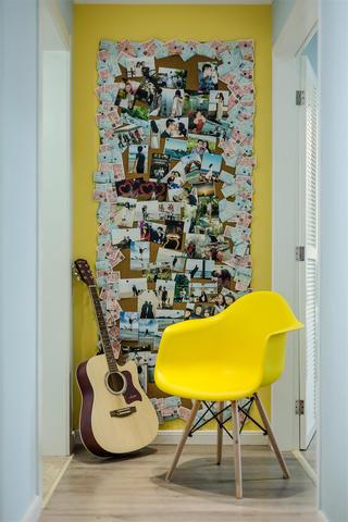 95平北欧风格家照片墙