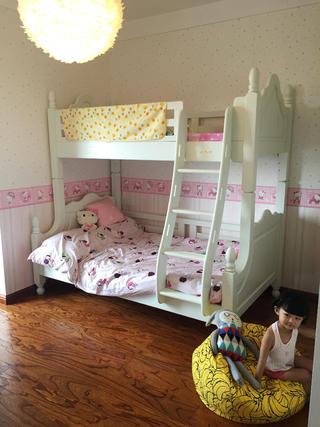 大户型装修儿童房布置图
