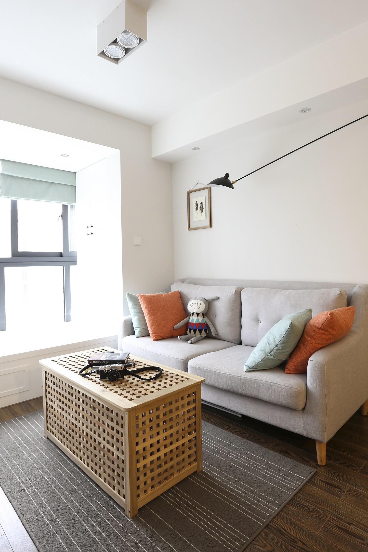 63平小户型之家沙发图片