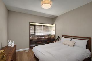 103平简约风格卧室设计图