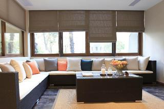 大户型现代风装修休闲室