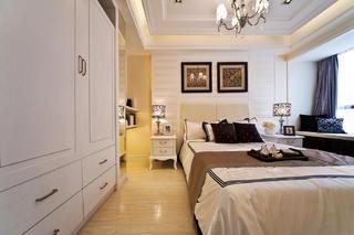 新古典别墅装修次卧设计图