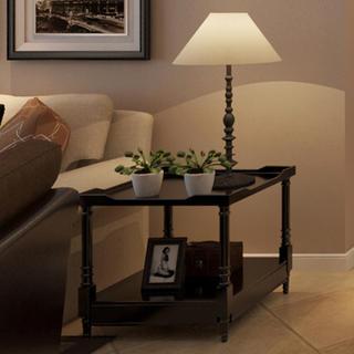 100㎡现代简欧三居装修沙发一角