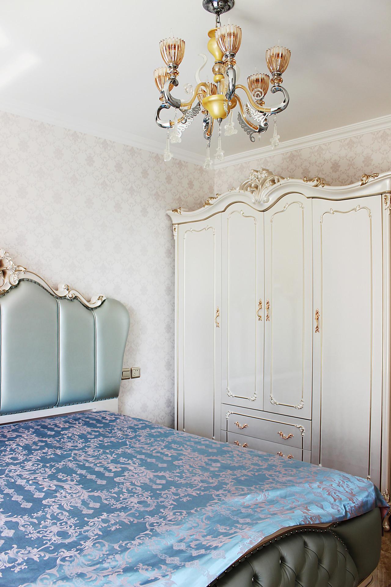 欧式风格装修卧室搭配图