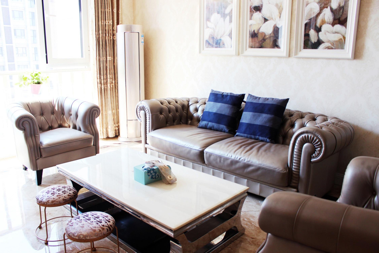 欧式风格装修沙发图片