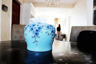 欧式风格装修花瓶特写