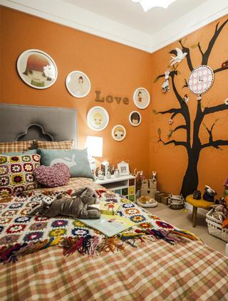 60平小户型儿童房设计图