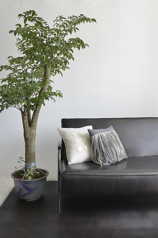 混搭风格工作室设计幸福树图片