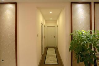 新中式风格三居走廊图片