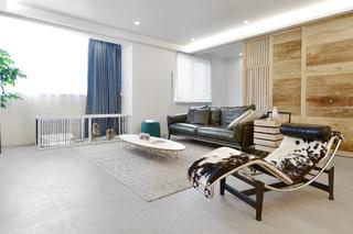 二居室北欧风格家沙发图片