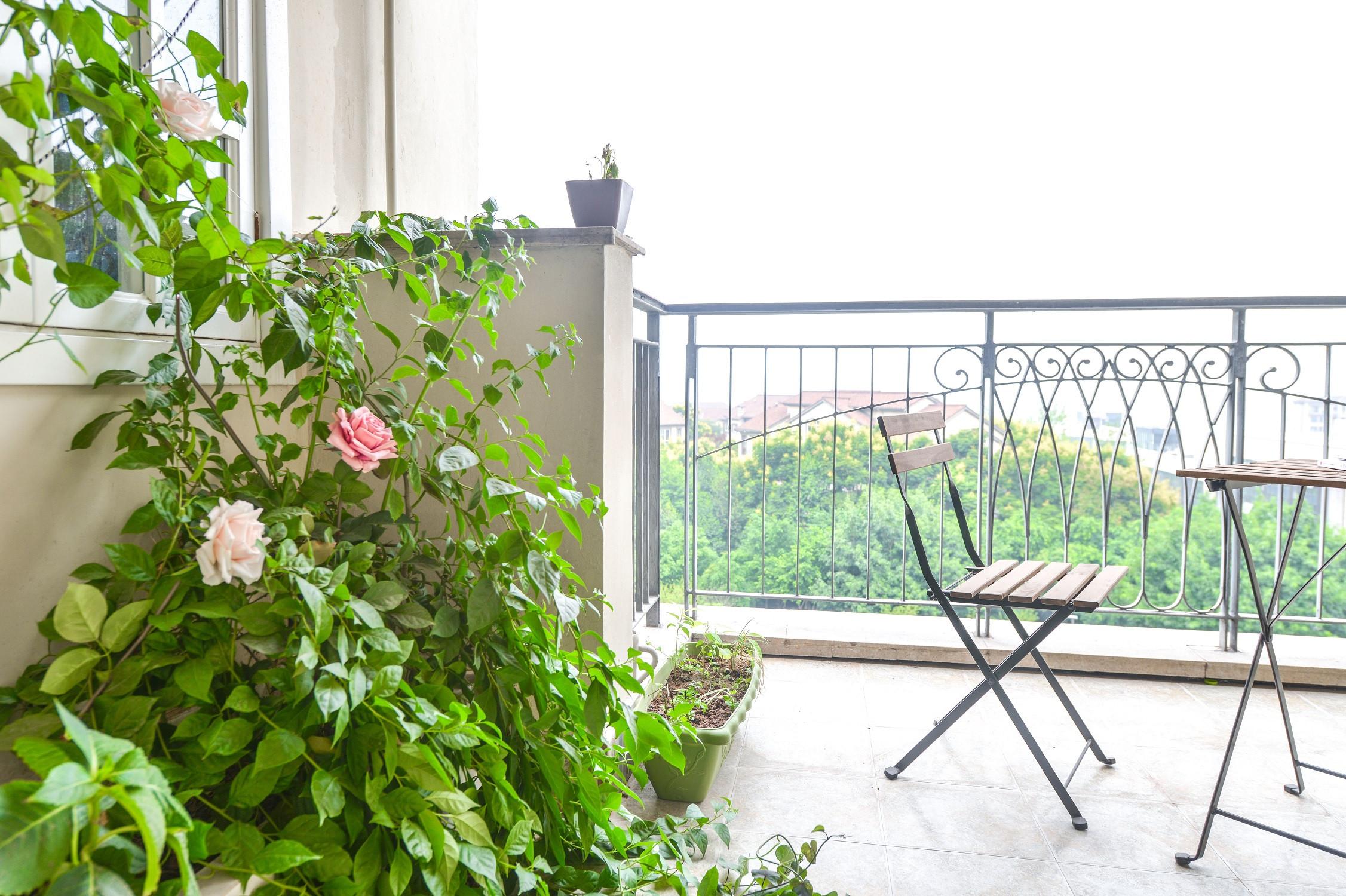 176平美式风格家阳台图片